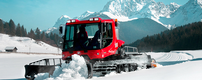 PistenBully 100 SCR
