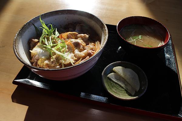 Butatama-don with Shibare-buta