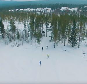 SalomonTV Nordic Lapland